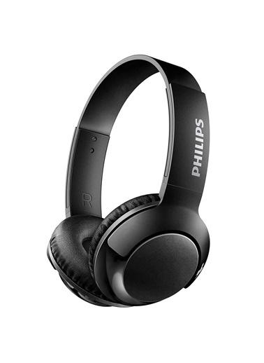 Philips Philips SHB3075BK +Bass Siyah Bluetooth Kulak Üstü Kulaklık Siyah